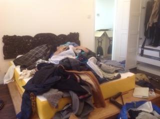 John's room Before